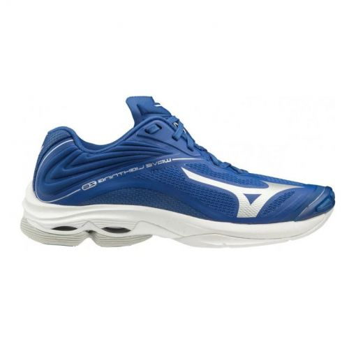 Mizuno dames indoorschoen Wave Lightning Z6 - 06 TBlue-SurfTheWeb
