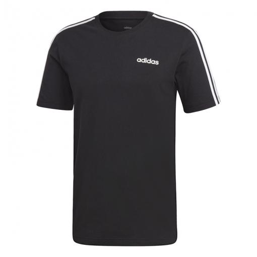 Adidas t-shirt E 3S TEE - Zwart