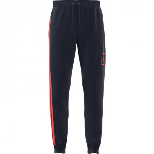 Adidas heren trainingsbroek M 3S Reg Pant - LEGINK