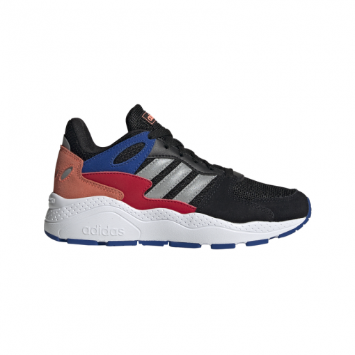Adidas junior schoen Crazychaos J - CBLACK/SILVMT/CRO CBLACK/SILVM