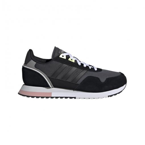 Adidas dames schoen 8K 2020 - CBLACK/GRESIX/PNK CBLACK/GRESI