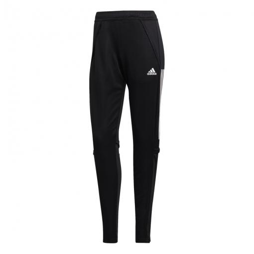 Adidas dames trainingsbroek CON20 TR PNT W - Zwart