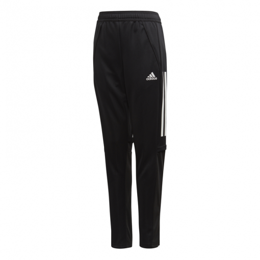 Adidas junior trainingsbroek CON20 TR PNT Y - Zwart