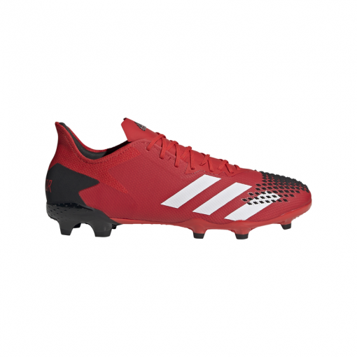 Adidas voetbalschoen Predator 20.2 FG - ACTRED/FTWWHT/CBL ACTRED/FTWWH