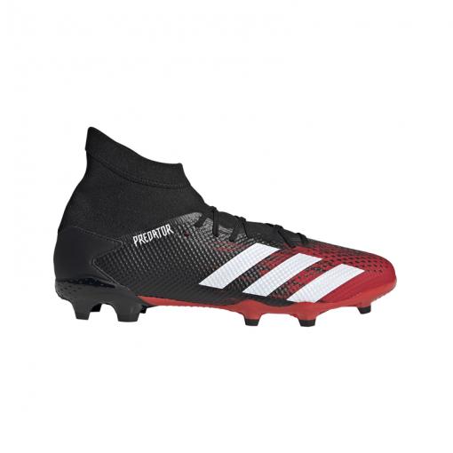 Adidas voetbalschoen Predator 20.3 FG - Zwart