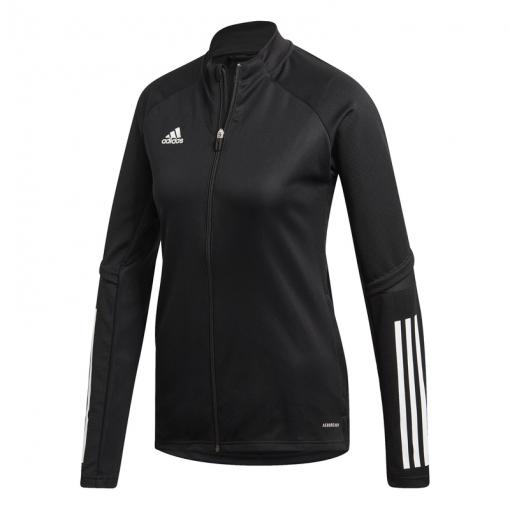 Adidas dames vest CON20 TR JKT W - Zwart