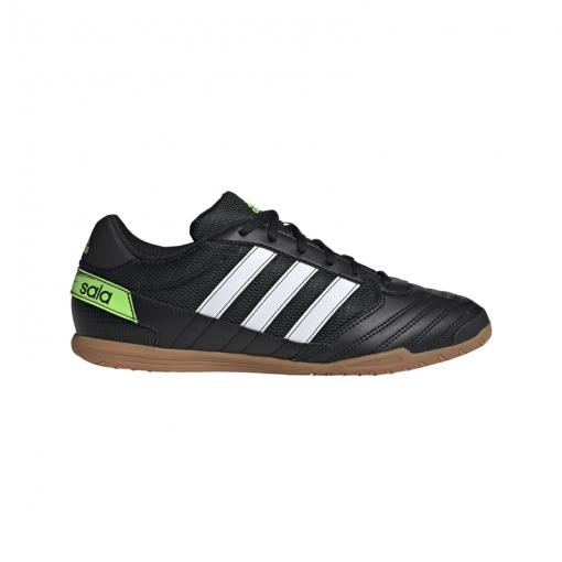 Adidas zaalvoetbalschoen Super Sala - CBLACK/FTWWHT/SGR CBLACK/FTWWH