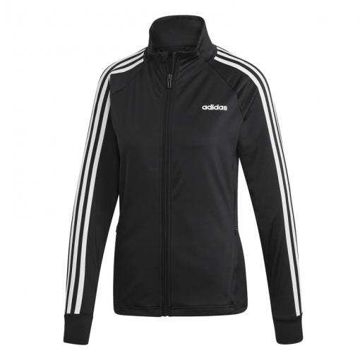 Adidas dames vest W D2M 3S TT - Zwart