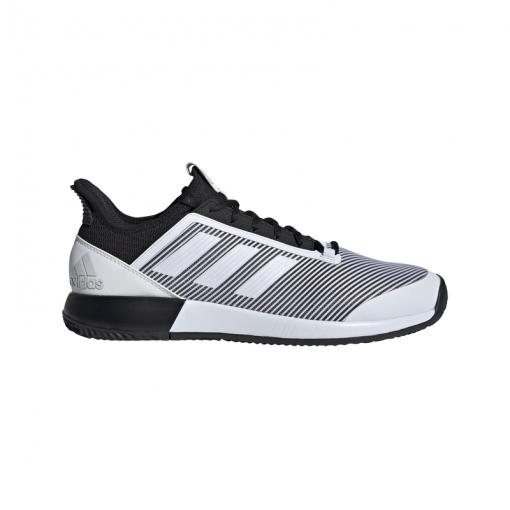 Adidas heren tennisschoen Defiant Bounce 2 M - Zwart