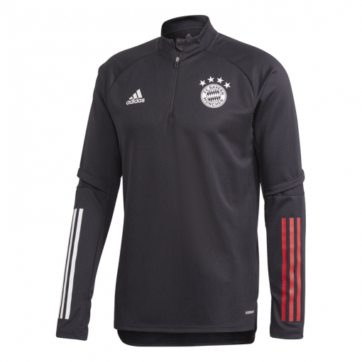 FC Bayern Munchen trainingstop 2020/2021 - BLACK/FCBTRU