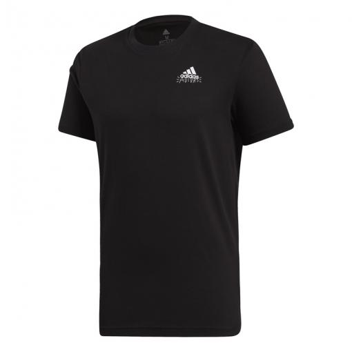 Adidas heren shirt Doodle Emblem - Zwart