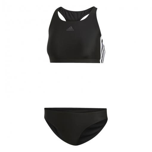 Adidas dames bikini FIT 2PC 3S - Zwart