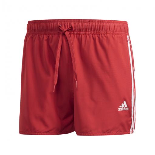 Adidas heren zwemshort 3S CLX SH VSL - Rood