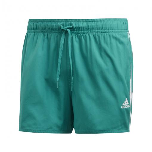 Adidas heren zwemshort 3S CLX SH VSL - GLRGRN