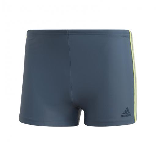 Adidas heren zwemboxer FIT BX 3S - LEGBLU/SESOSL