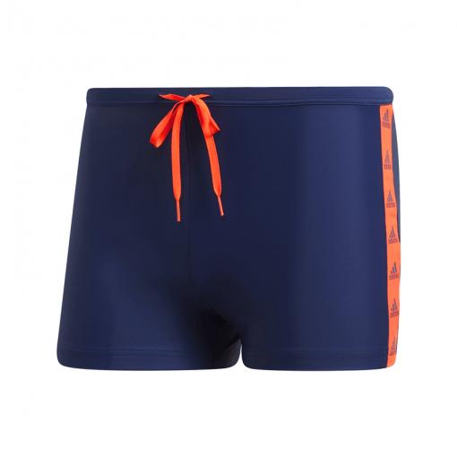 Adidas heren zwemboxer FIT TAPER BX - TECIND/APSORD