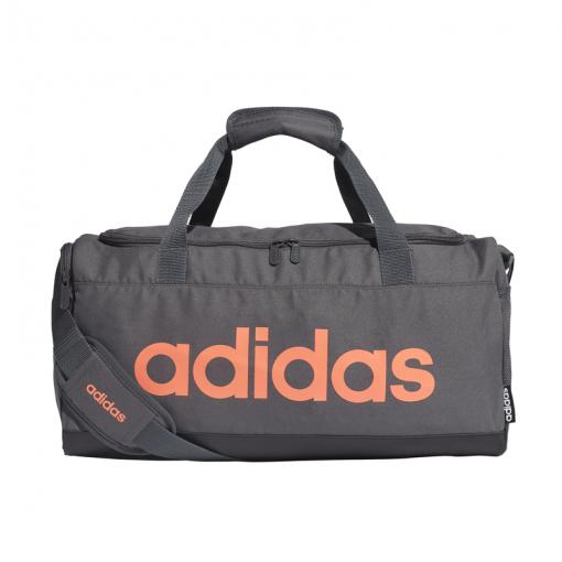 Adidas sporttas LIN DUFFLE S - GRESIX/BLACK/SIGC GRESIX/BLACK