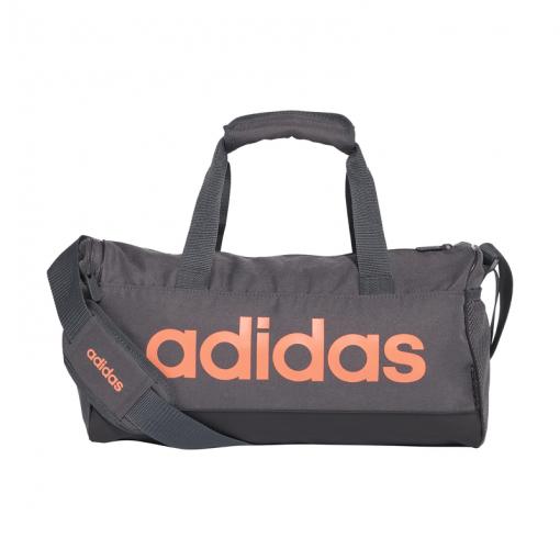 Adidas sporttas LIN DUFFLE XS - GRESIX/BLACK/SIGC GRESIX/BLACK