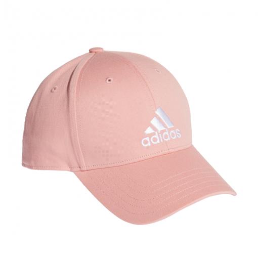 Adidas pet BBAL CAP COT - Roze