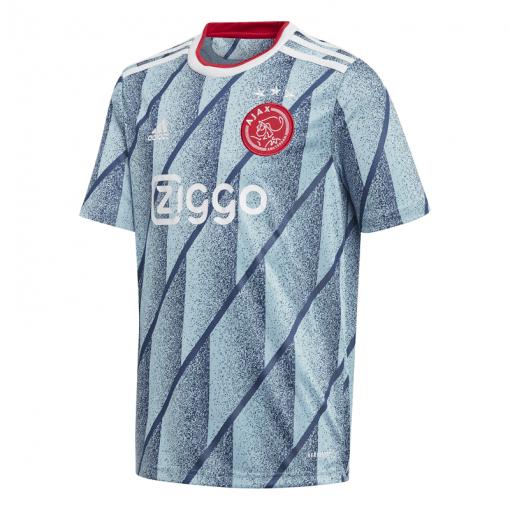 AJAX Junior Uitshirt 2020/2021 - ICEBLU