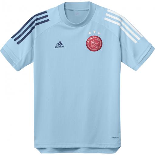 Ajax junior trainingsshirt 2020/2021 - ICEBLU