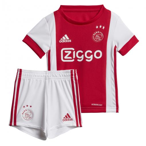Ajax baby thuistenue 2020/2021 - Wit