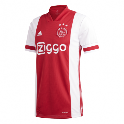 Ajax thuis shirt 2020/2021 - Wit