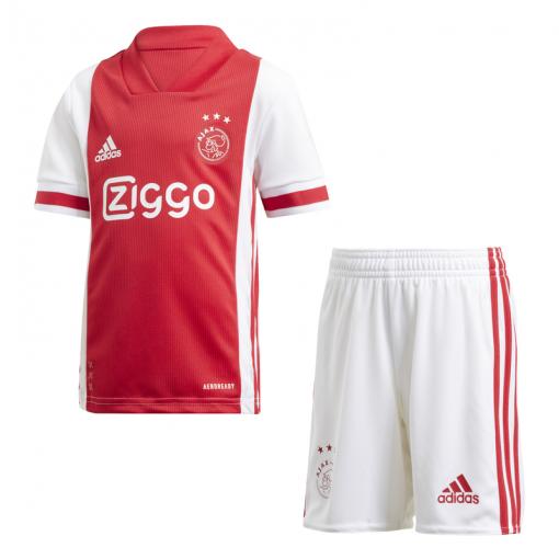 Ajax mini thuistenue 2020/2021 - Wit