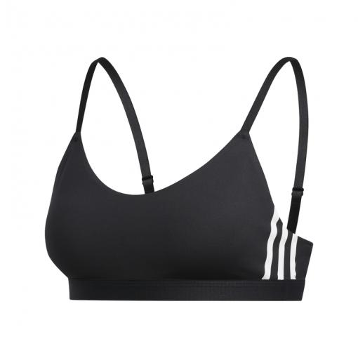 Adidas dames sport bh AM 3S BRA - Zwart