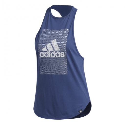 Adidas dames singlet BOS GFX W - TECIND