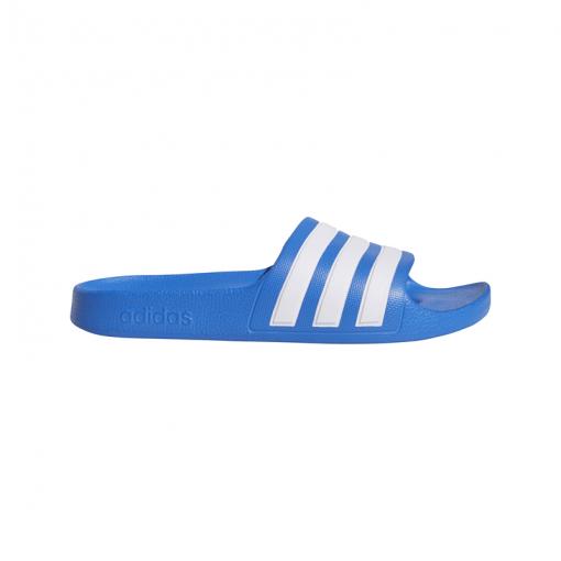 Adidas junior badslipper Adilette Aqua K - TRUBLU/FTWWHT/TRU TRUBLU/FTWWH