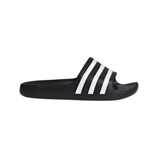 Adidas junior badslipper Adilette Aqua K - Zwart