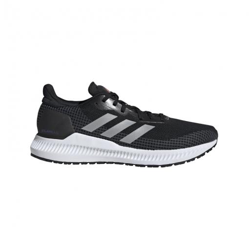 Adidas heren hardloopschoenen Solar Blaze M - CBLACK/SILVMT/SOL CBLACK/SILVM