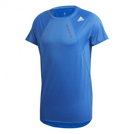 Adidas heren shirt HEAT.RDY TEE M - Licht blauw