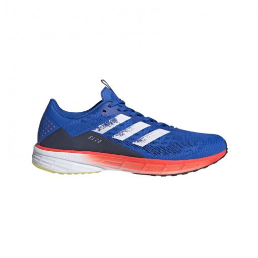 Adidas heren hardloopschoenen SL20 Summer Ready - GLOBLU/CWHITE/SOL GLOBLU/CWHIT