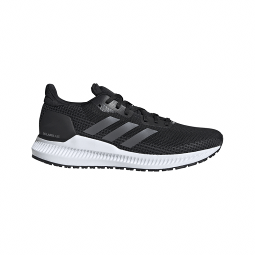 Adidas dames hardloopschoenen Solar Blaze W - CBLACK/GREFIV/CBL CBLACK/GREFI