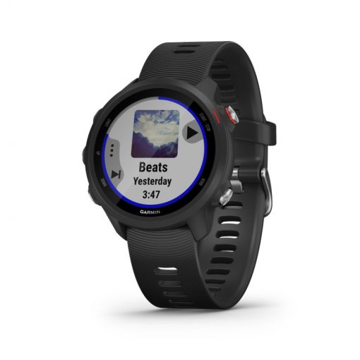 Garmin sporthorloge Forerunner 245 Music Gps - 30 Black/Red