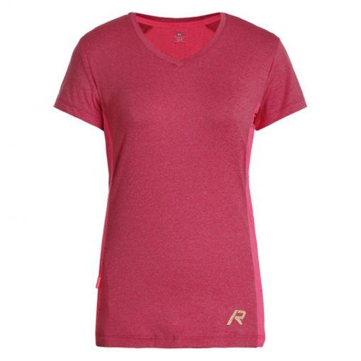 Rukka dames shirt Maanovilja - 862 PINK