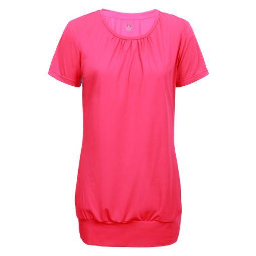 Rukka dames t-shirt Ylikyla - roze