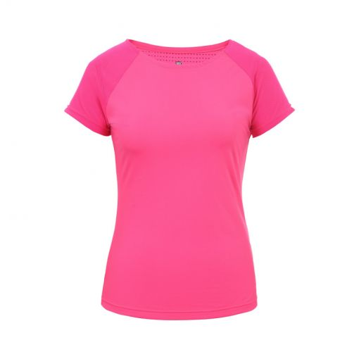 Rukka dames t-shirt Ylinen - roze