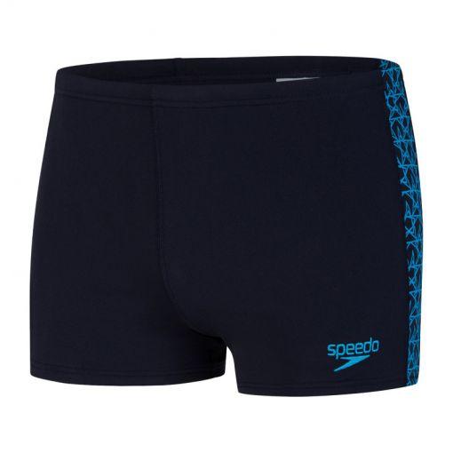 Speedo heren zwemboxer End Boomstar Splice Aqsh - Donker blauw