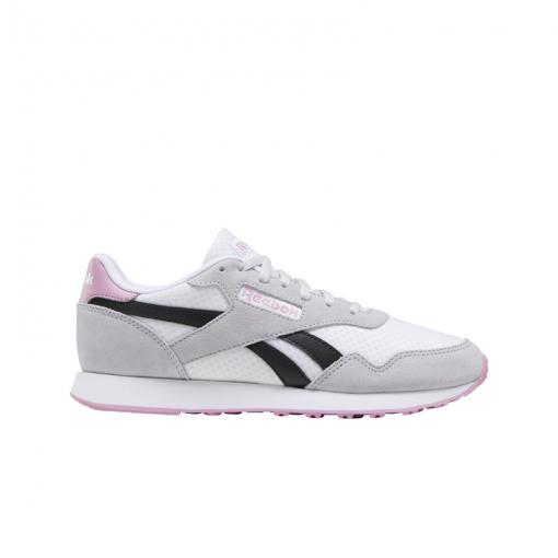 Reebok dames sneaker ROYAL ULTRA - WHITE/STEGRY/BLAC WHITE/STEGRY
