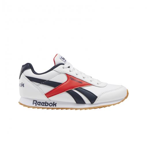 Reebok junior sneaker ROYAL CLJOG 2 - WHITE/CONAVY/RADR WHITE/CONAVY