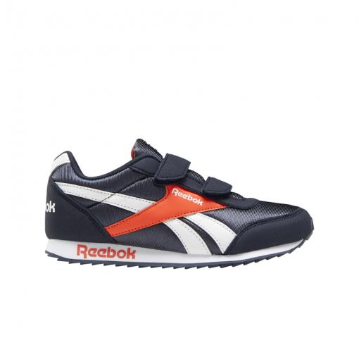 Reebok junior sneaker ROYAL CLJOG 2 2V - CONAVY/VIVDOR/WHI CONAVY/VIVDO