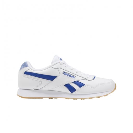 Reebok heren sneaker ROYAL GLIDE LX - WHITE/TEDKRO/TRGR WHITE/TEDKRO