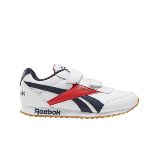 Reebok junior sneaker ROYAL CLJOG 2 2V - WHITE/CONAVY/RADR WHITE/CONAVY