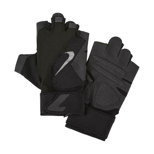 Nike heren fitness handschoenen Fitness Gloves - 083 BlaGrnBla