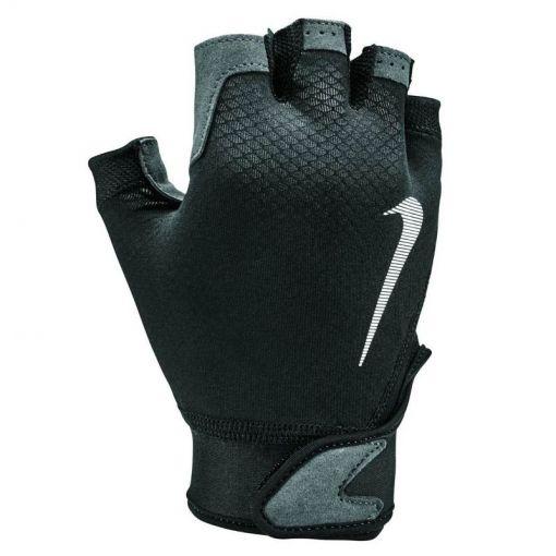 Nike heren fitness handschoen Ultimate - 017 BlaGrnWhi
