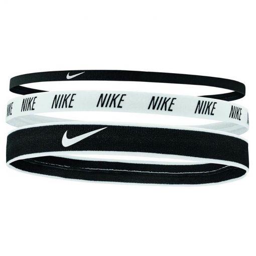 Nike hoofdband Mixed Width Headbands 3PK - 930 BlaWhiBla