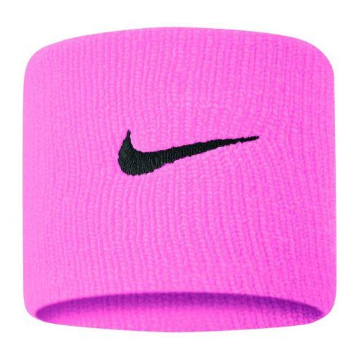Nike zweetband Swoosh Wristbands - 677 PinGre